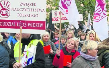 """Czai się grypa """"belferska"""". Policjant dał lekcję nauczycielowi - czy w szkołach możliwy jest strajk? Jak chcą to zrobić w Łódzkiem"""
