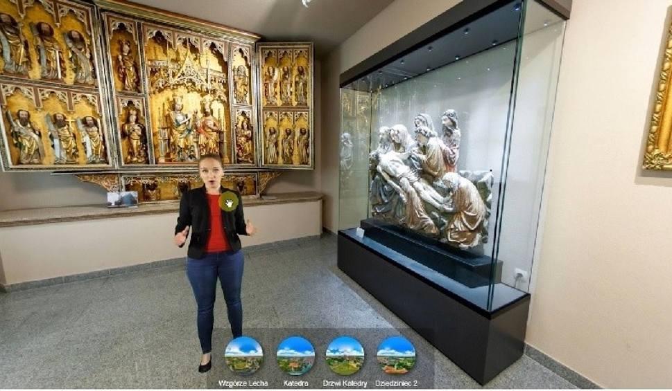 Film do artykułu: Gniezno: Skarbiec Katedry Gnieźnieńskiej będzie można zwiedzać wirtualnie. W przygotowaniu są kolejne projekty [WIDEO]