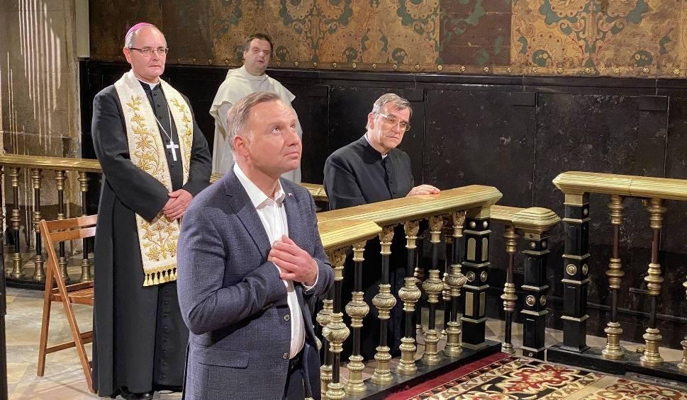 Film do artykułu: Andrzej Duda na Jasnej Górze dziękował za wybory. Prezydent zawierzył Królowej Polski wszystkie sprawy Ojczyzny i Narodu
