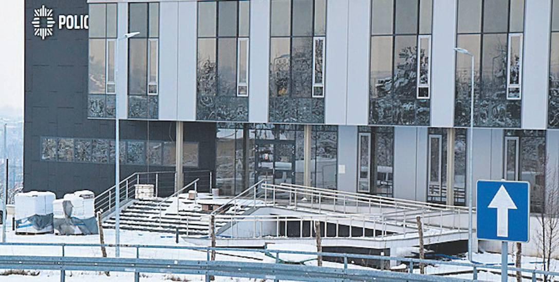 Nowa siedziba bielskich policjantów będzie najnowocześniejszą w województwie. Znajdą się tam m.in. strzelnica i sala sportowa