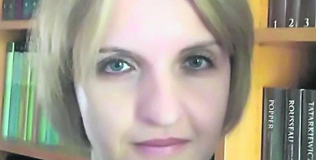 Dr hab. Agnieszka Anna Niekrewicz, dziekan Wydziału Humanistycznego Akademii im. Jakuba w Gorzowie Wlkp.