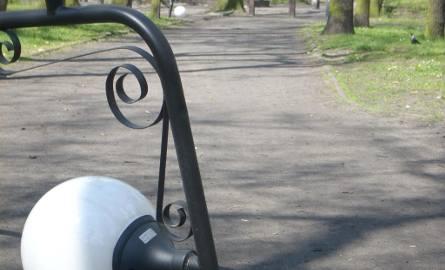 Grudziądz> Zdjęcia nadesłane przez naszego Czytelnika - spacer z widokiem na bałagan