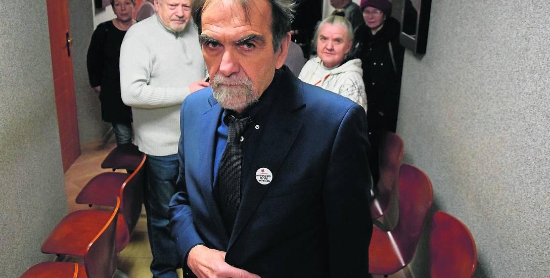 Leszek Pielin kandydował też do rady miasta. W ostatnich wyborach startował z listy Kocham Gorzów. Zdobył 31 głosów