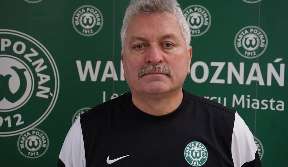 Film do artykułu: Warta Poznań rozpoczyna ligową wiosnę. Trener Petr Nemec jest optymistą