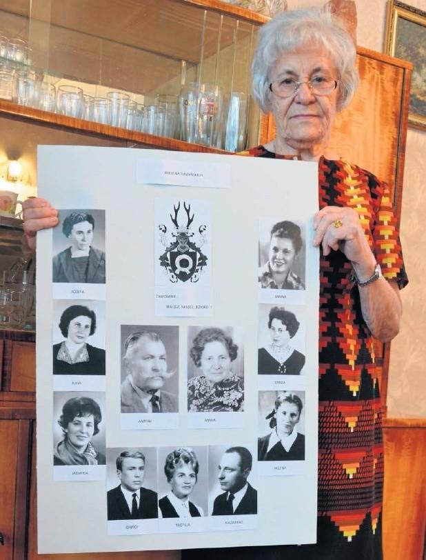 Jedenastoosobowa rodzina Janiny Johnson przeżyła rzeź wołyńską, pracę przymusową i walki na froncie