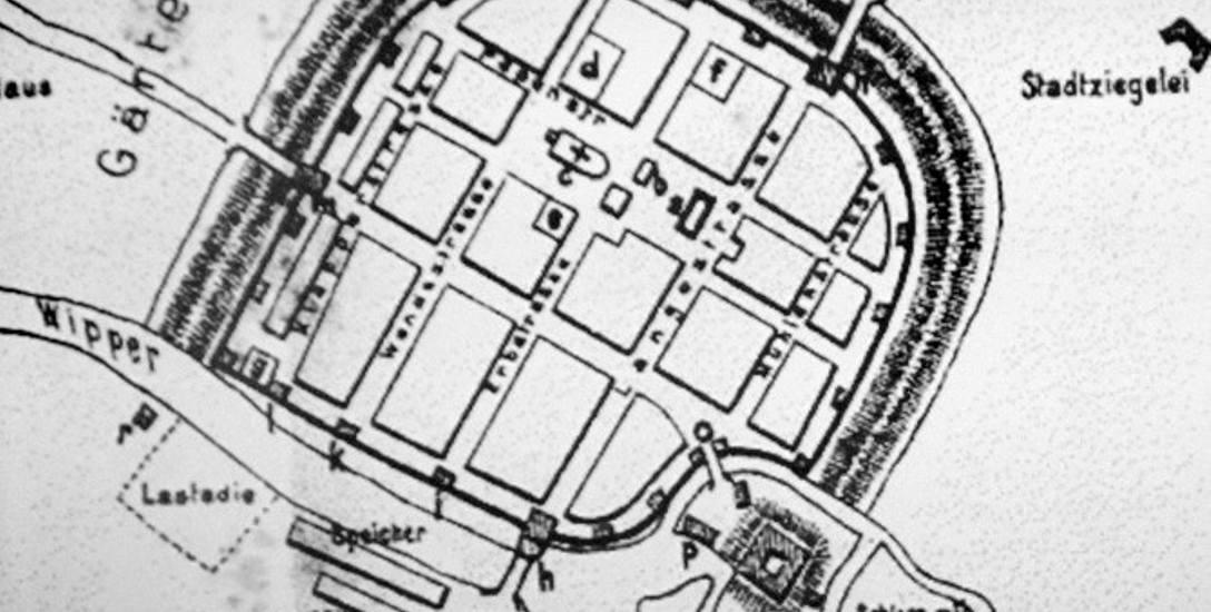 Siedziba bractwa religijnego i łaźnia. Odkrywamy stare plany Darłowa