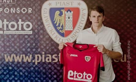 Edvinas Girdvainis podpisał umowę na 3 lata.