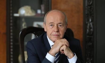 Prof. Andrzej Kowalczyk, rektor Uniwersytetu Śląskiego