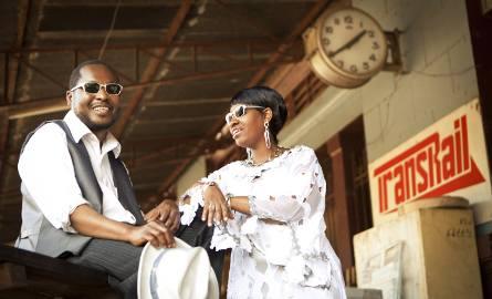 Amadou i Mariam cieszą się statusem gwiazd tzw. world music