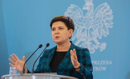 Rekonstrukcja rządu. Beata Szydło: Będą zmiany. Decyzję omówiłam z prezesem Jarosławem Kaczyńskim