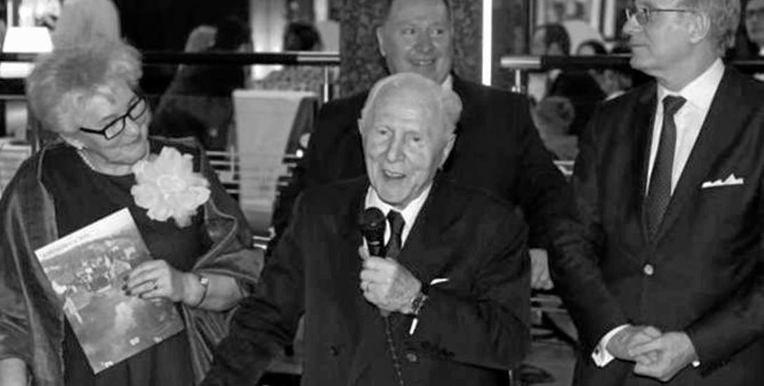 Rok 2017 r. W dobrym zdrowiu, w gronie rodziny i przyjaciół, Dostojny Jubilat świętował 95. urodziny.