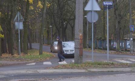 Ulica Przybyszewskiego - problemy na drodze do mostu tymczasowego