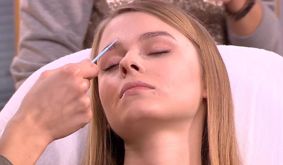 Film do artykułu: Zabieg laminowania brwi [WIDEO]
