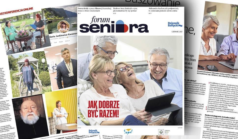 Film do artykułu: Drodzy Seniorzy! X Forum Seniora. Zobacz online! Dziś specjalny dodatek