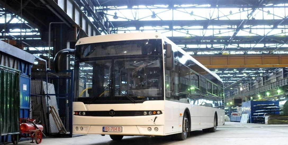 """Wyjaśnienia władz Autosanu. Ceny autobusów były na poziomie rynkowym, """"zawiniła"""" niska produkcja"""
