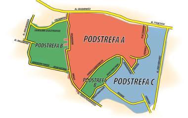 Strefa płatnego parkowania w Lublinie. W ub. roku z opłat zebrano 8,7 mln zł. Ponad 70 proc. tej kwoty trafiło do kasy ratusza, resztę otrzymał operator