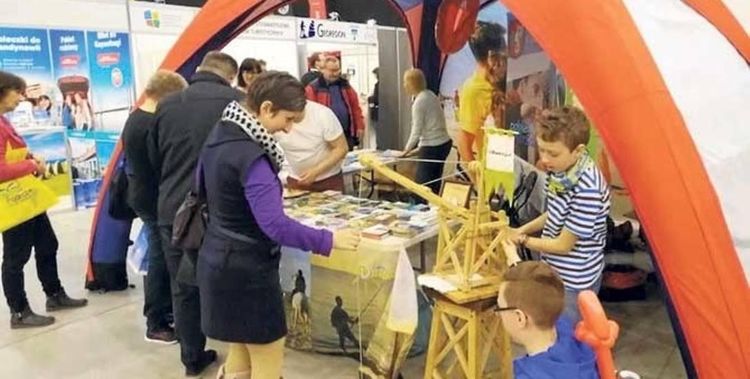Darłowska Lokalna Organizacja Turystyczna, która przygotowuje konferencje uczestniczy w wielu targach