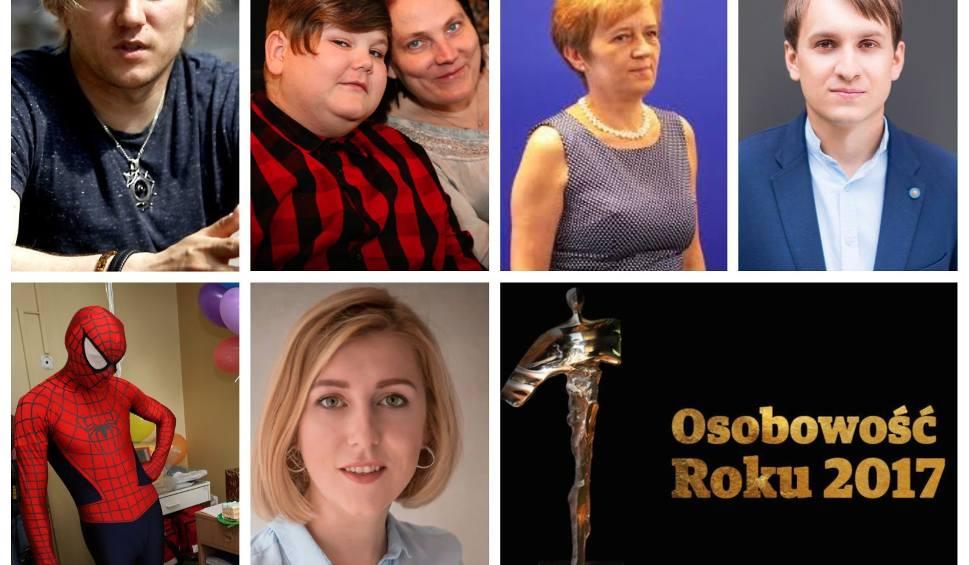 Film do artykułu: OSOBOWOŚĆ ROKU 2017. TOP 5 głosowania w Szczecinie. Wasi faworyci czekają na wsparcie! [ZDJĘCIA]