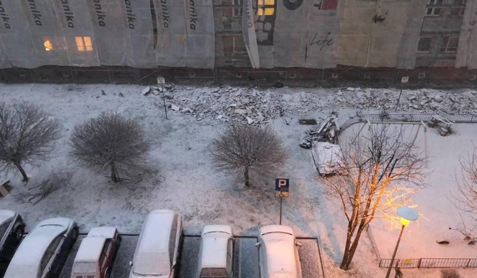 Film do artykułu: IMGW ostrzega. Przymrozki i śnieg w regionie [WIDEO, MAPKI]
