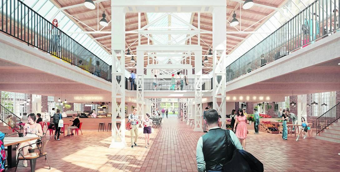 Nowe śródmieście Dąbrowy Górniczej nabiera kształtu. Zmiany w Defum