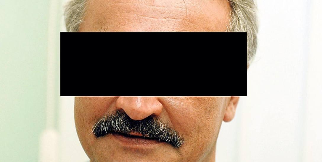 Psychiatra Marek G. i jego rejestratorka usłyszeli ponad 90 zarzutów.