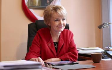 Jolanta Szczypińska kieruje PiS w okręgu