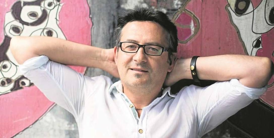 Dr Rafał Abramciów, psycholog z Uniwersytetu Pedagogicznego w Krakowie. Jest też filozofem i psychoterapeutą
