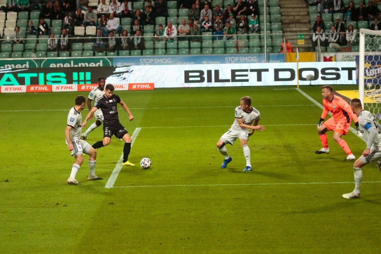 Zdjęcia z meczu Legia Warszawa - Górnik Zabrze w 4. kolejce PKO BP Ekstraklasy