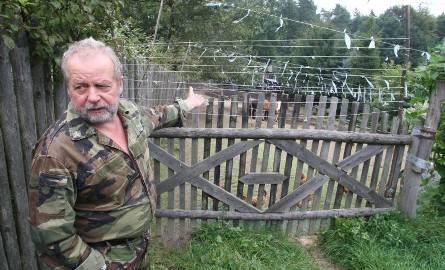 W gospodarstwie są także dwa konie huculskie i jeden polski. - To rasy prymitywne, które żyją w warunkach ekstremalnych i zjedzą byle co  - tłumaczy