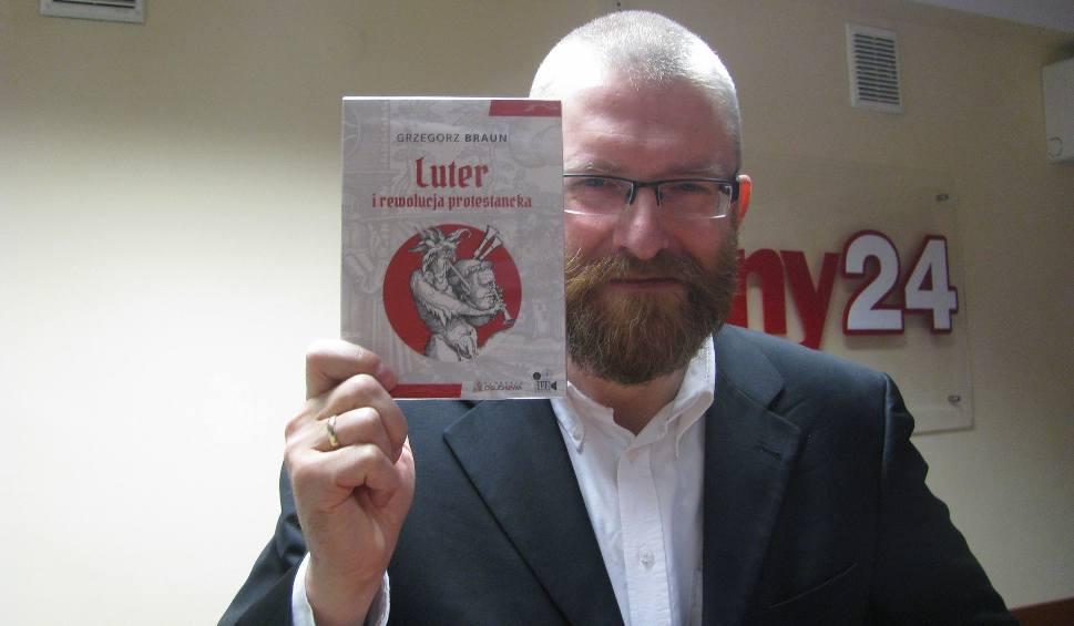 """Znalezione obrazy dla zapytania """"Luter i rewolucja protestancka"""""""