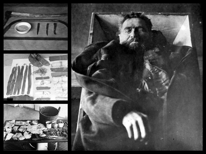 """""""Ojczulek"""" Karl Denke, ludożerca z Ziębic, który wstrząsnął Niemcami"""