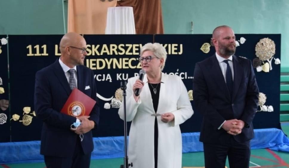 Film do artykułu: Wojewódzka inauguracja roku szkolnego 2021/2022 w Skarszewach