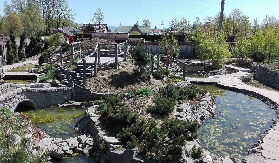 Film do artykułu: Goczałkowice-Zdrój: Ogrody Kapias wiosna 2018. Najpiękniejsze miejsca na spacery w województwie śląskim