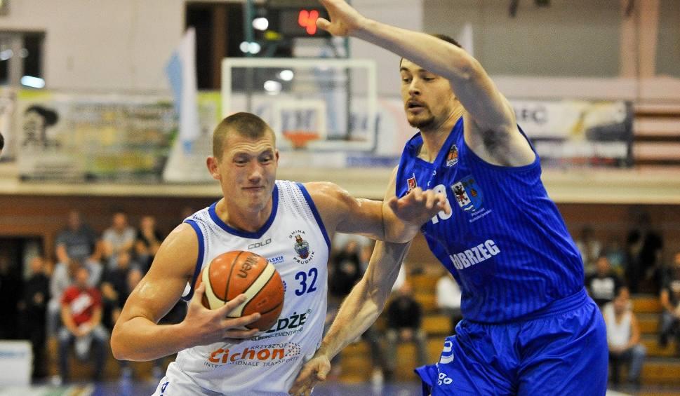Film do artykułu: Koszykarze Pogoni Prudnik grają w Lesznie z Polonią