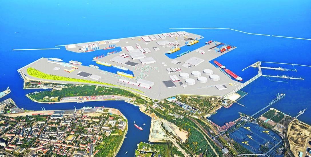 Pięć ofert na przygotowanie koncepcji Portu Centralnego