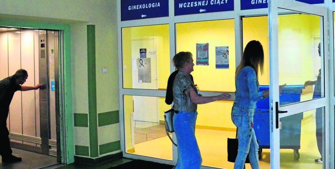 Audyt na porodówce we Włocławku. Szpital sprawdzi, czy zarzuty stawiane personelowi są słuszne