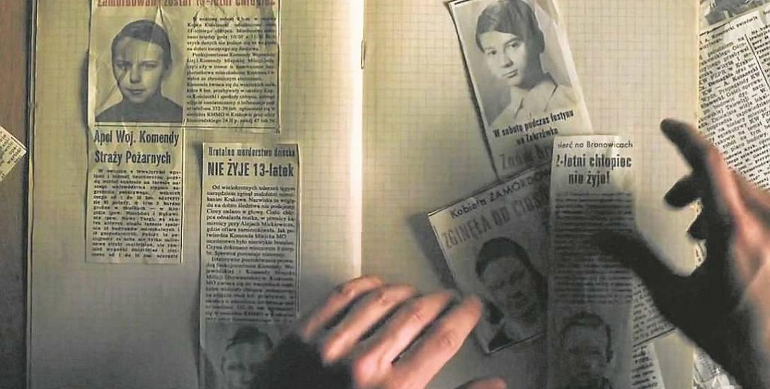 """Zbrodnie krakowskie inspirują nawet filmowców. O mordercy Karolu Kocie powstał film """"Czerwony pająk"""""""