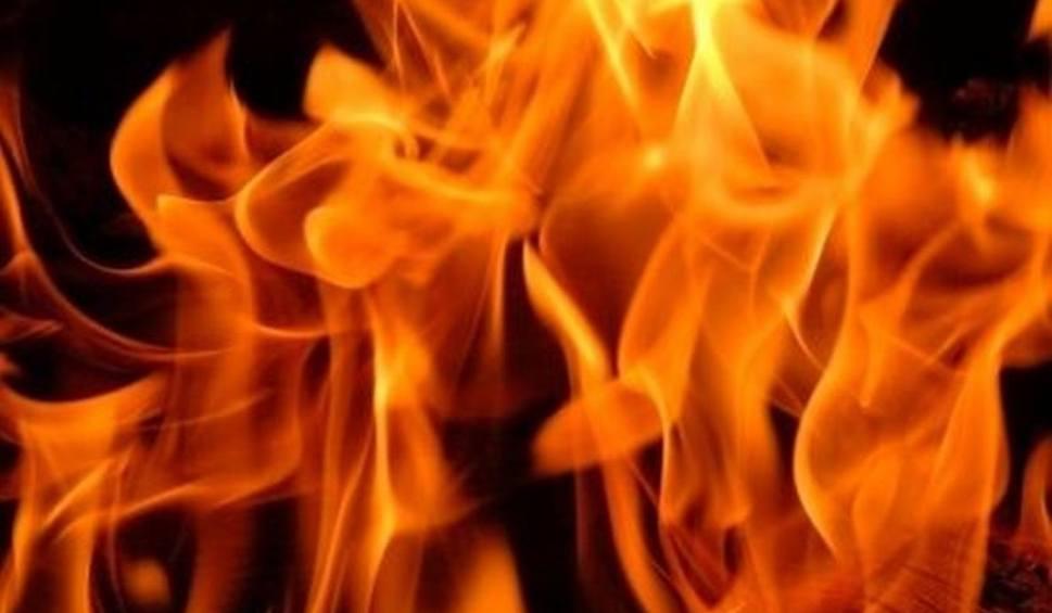 Film do artykułu: Radom. Pożar mieszkania przy ulicy Konarskiej. Właścicieli nie było na miejscu