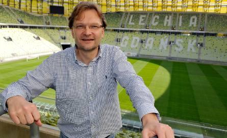 Dariusz Krawczyk wrócił do władz Lechii Gdańsk. Znalazł się w radzie nadzorczej piłkarskiej spółki