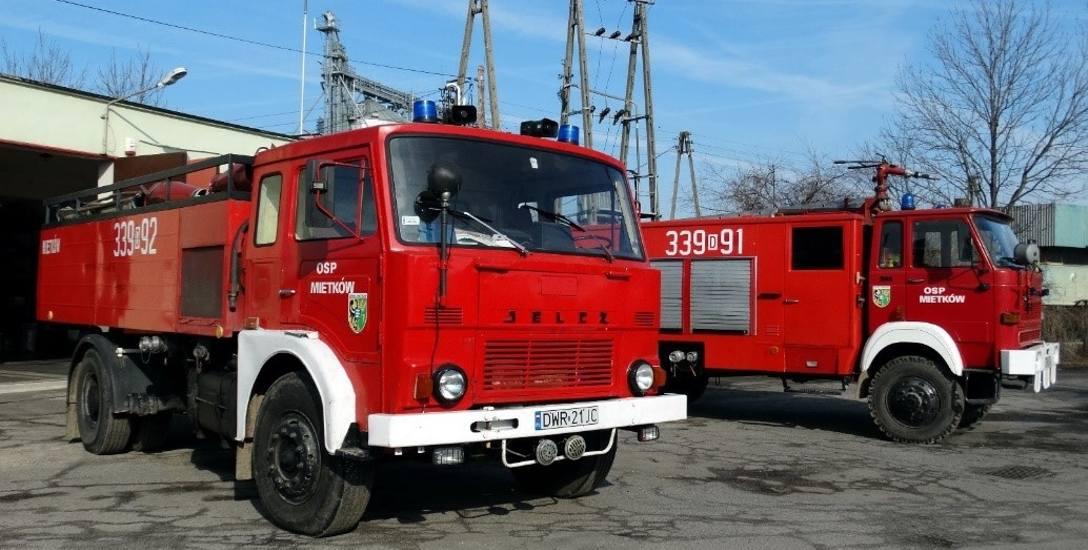 Ochotnicza Straż Pożarna w Mietkowie