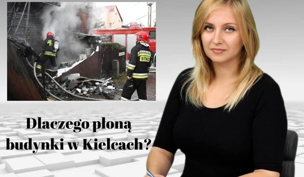 Film do artykułu: Seria pożarów w Kielcach. Skąd się biorą? WIADOMOŚCI ECHA DNIA