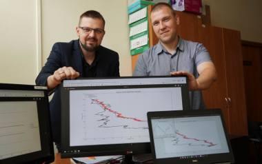Dr inż. Maciej Słowik z białostockiej firmy programistycznej Moose i dr inż. Karol Golak z Politechniki Białostockiej liczą, że ich innowacyjny wynalazek