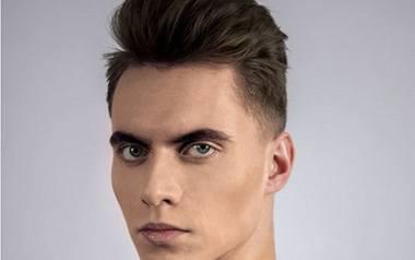 Oskar Iński ma 18 lat, pochodzi i uczy się w Bydgoszczy. Zdjęcie z profilu Oskara Ińskiego na Instagramie