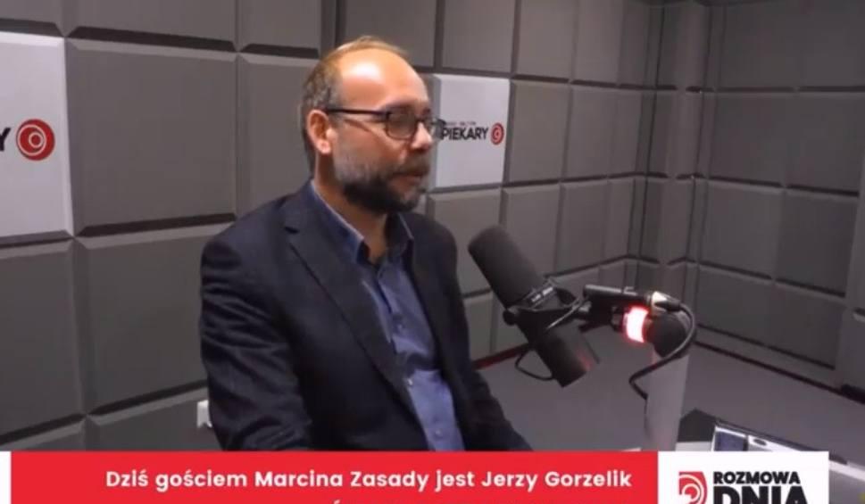 Film do artykułu: Jerzy Gorzelik o przyczynach porażki wyborczej ŚPR: Zmienianie szyldu ugrupowania przed wyborami to błąd. Gość Dnia DZ w Radiu Piekary