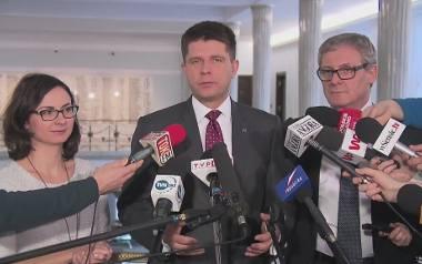 Ryszard Petru: Boimy się, że po Trybunale Konstytucyjnym przyjdzie pora na media publiczne [VIDEO]