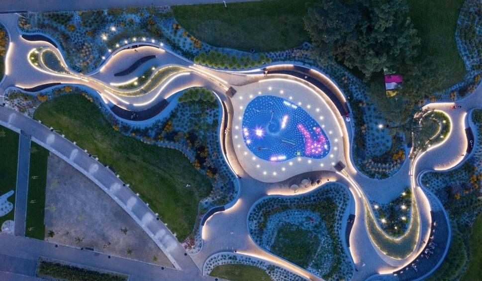 Film do artykułu: Wodny plac zabaw na plantach w Jaworznie z II miejscem jako najlepiej zagospodarowana przestrzeń publiczna w Polsce ZDJĘCIA
