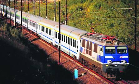 Pociągiem Intercity z Bielska-Białej przez Żywiec pojedziemy do Zakopanego