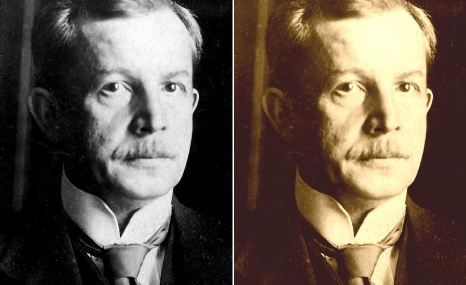 Wojciech Kanty w 1925 roku