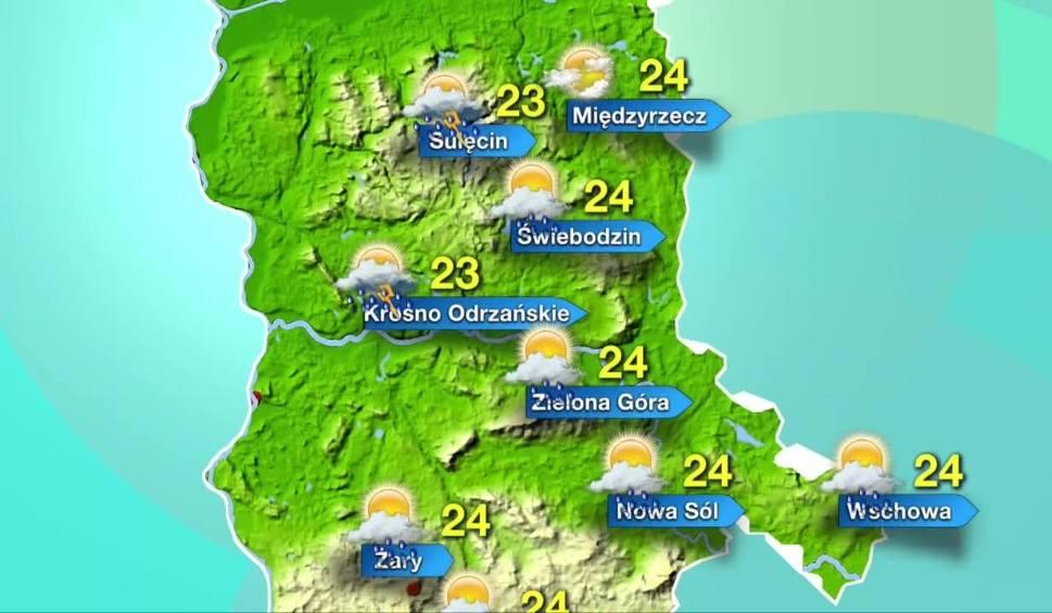 Film do artykułu: Prognoza pogody na poniedziałek dla woj. lubuskiego [WIDEO]