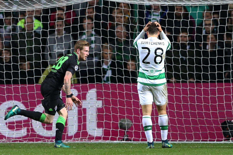Borussia M'Gladbach i jej do trzech razy sztuka. Celtic na kolanach